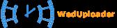 WedUploader Logo